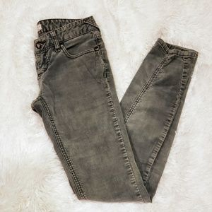 Free People Corduroy Skinny Pants